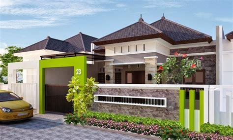 warna rumah  bagus