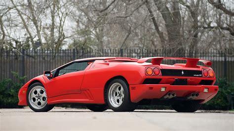 1996 Lamborghini Diablo Vt Roadster Wallpapers Hd Images