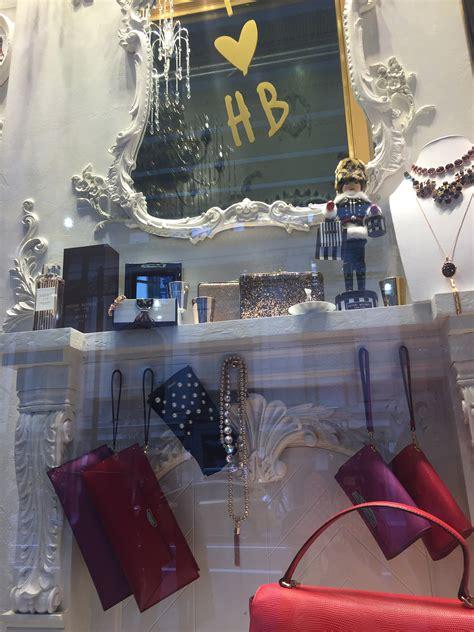 henri bendel holiday windows fashion trendsetter