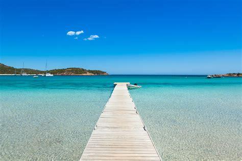 spiaggia della rondinara idee  viaggio zingaratecom