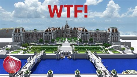 top  largest minecraft houses  built youtube