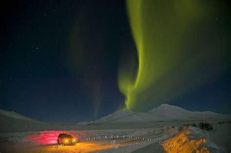 Aurora Borealis Watching Photo Information