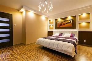Schlafzimmer Lampe Modern : schlafzimmerbeleuchtung von leselampe bis schrankbeleuchtung lampe magazin ~ Watch28wear.com Haus und Dekorationen