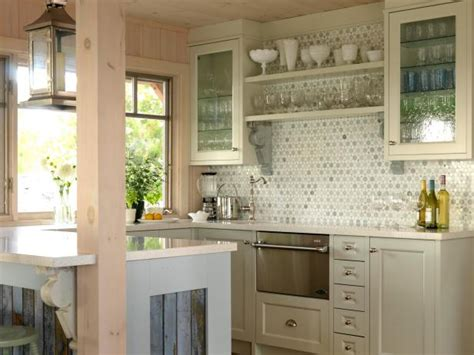 kitchen cabinets with glass inserts glass kitchen cabinet doors pictures ideas from hgtv hgtv 8174