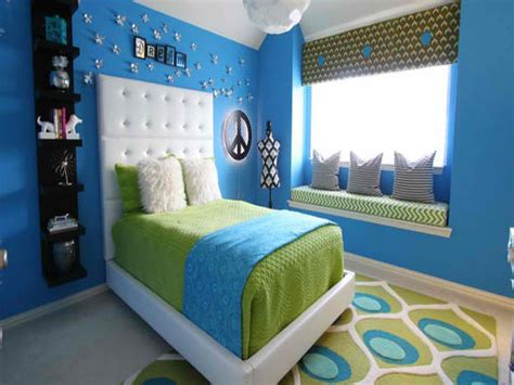 Blue Green Bedrooms, Lime Green And Pink Lime Green And