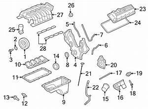 Ford Mustang Engine Oil Filler Tube  Liter  Inlet  Neck