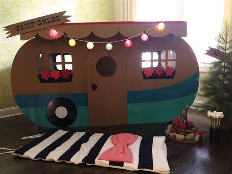 project decoration birthday decorations indoor camping birthday party project nursery