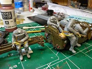 Armorama :: Bronco 6pdr with 1/4ton Truck and Crew