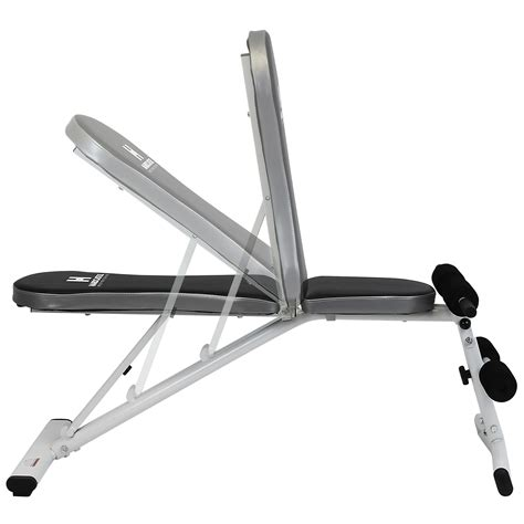 Hardcastle Folding Gym Bench Flatinclinedecline Weight