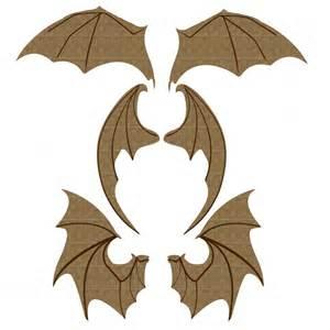 nautical photo album bat wings set 2