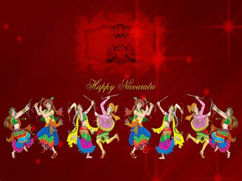 Animated Navratri Wallpapers Hd - happy navratri wallpapers
