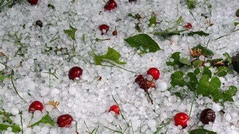 was ist hagel wetterlexikon unterschied hagel graupel wetter de