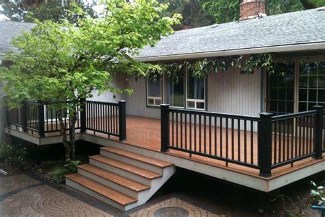 green decks green patios green porches tips cost value