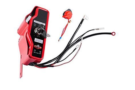 ignition key switch box w engine stop on for honda gx340 gx390 11hp 13hp ebay