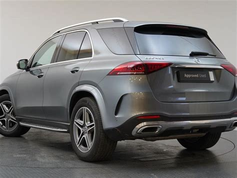 Shop millions of cars from over 21,000 dealers and find the perfect car. 69Reg 2019 Mercedes-Benz GLE Class GLE 450 4MATIC SUV for sale.