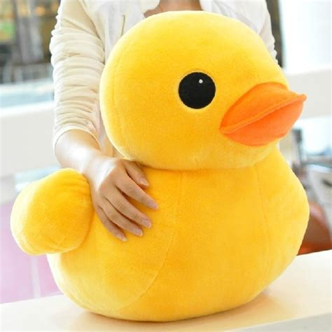 About Cm Cartoon Yellow Duck Plush Toy Pillow Toy