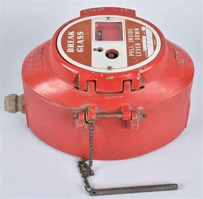 Adt Alarm Fire Box Lot
