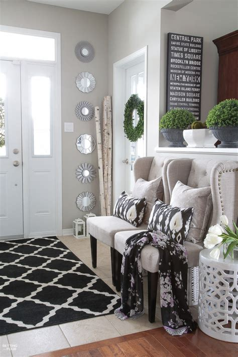 burst  spring house   home decor ideas setting