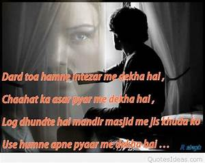 Indian Hindi Sad Love quotes wallpapers, sayings images