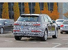 2020 Audi Q7 Facelift Spied, Features DualScreen