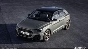 Audi A1 Urban Sport : new audi a1 sportback ideal companion for an urban lifestyle audiworld ~ Gottalentnigeria.com Avis de Voitures