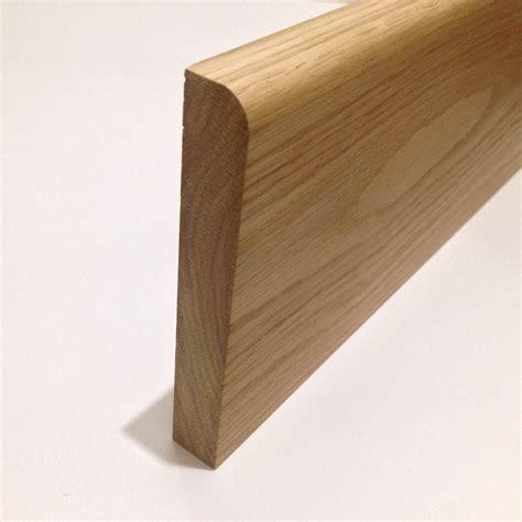 Oak Skirting Board, Bullnose   Whitmore's Timber