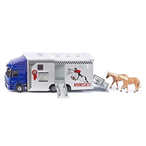 cdiscount siege camion transport chevaux siku king jouet les autres