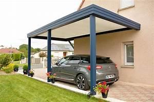 Carport En Aluminium : aluminium carport op maat ~ Maxctalentgroup.com Avis de Voitures