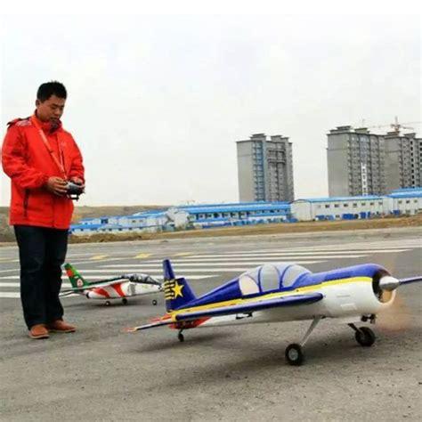rc airplane kit frame yak   cc light wood rc hobby