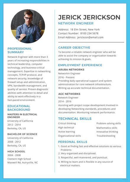 Resume Template For Experienced Software Engineer by Free Resume For Experienced Software Engineer Portfolio