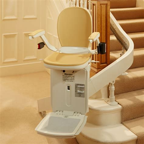 acorn 180 curved stair lift