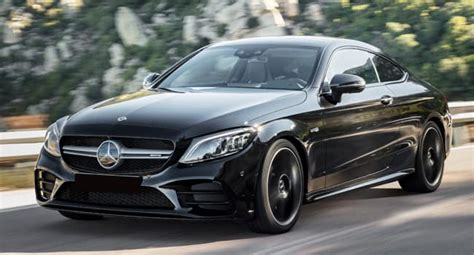 mercedes benz  class coupe coming