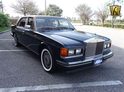 1990 Rolls-royce Silver Spur For Sale