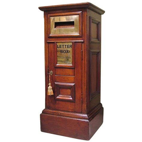 Antique Post Box For Sale At 1stdibs
