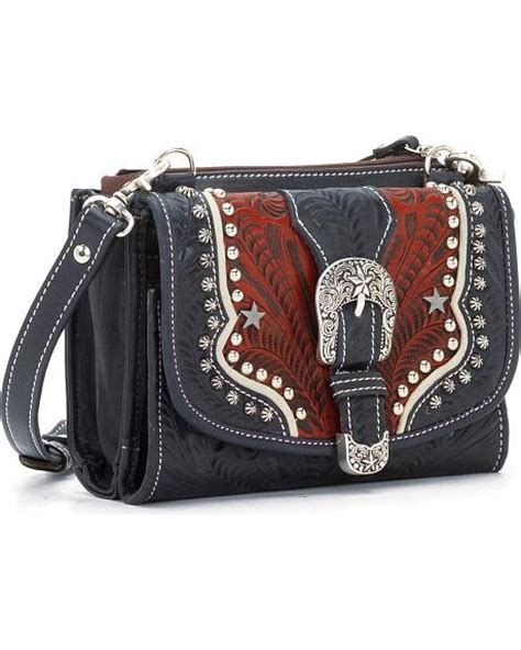 Country Western Style Leather Handbags