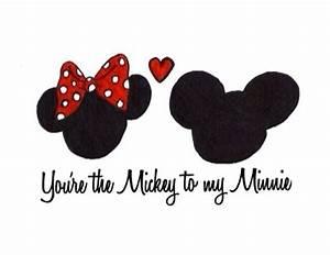 Mickey Minnie Mouse | Transparent Tumblr | Pinterest ...
