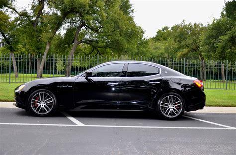 Maserati Of Dallas by 2014 Maserati Ghibli S Q4 Stock 14masghib For Sale Near