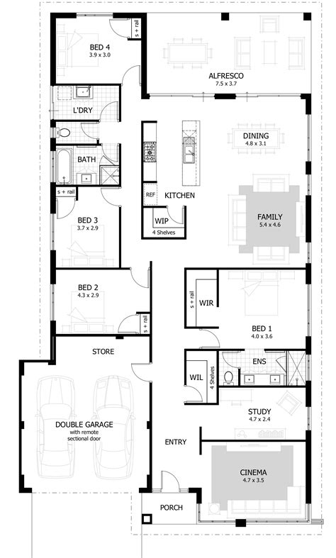 home plans and designs 4 bedroom townhouse designs 4 bedroom house plans shoise