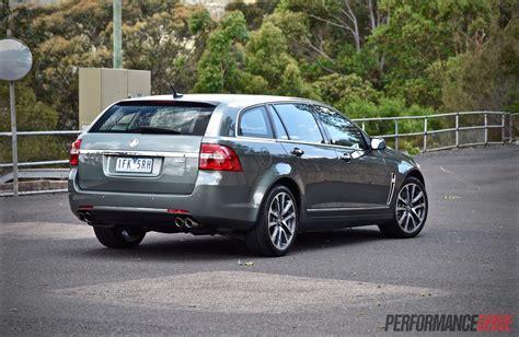2018 Holden Calais V Sportwagon Vf Ii V8 Review Video