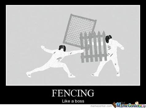 Fencing Memes - fencing by nyandeerxd meme center