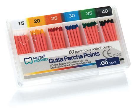 Gutta Percha Points .04 Taper / .06 Taper | Value-Rx, Inc.
