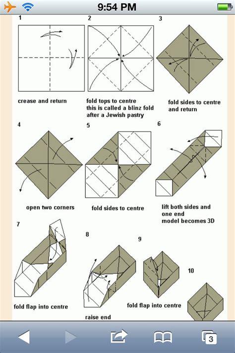 Oragami Box Diy Crafts Origami Easy