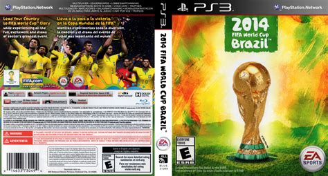 BLUS31389 - 2014 FIFA World Cup Brazil