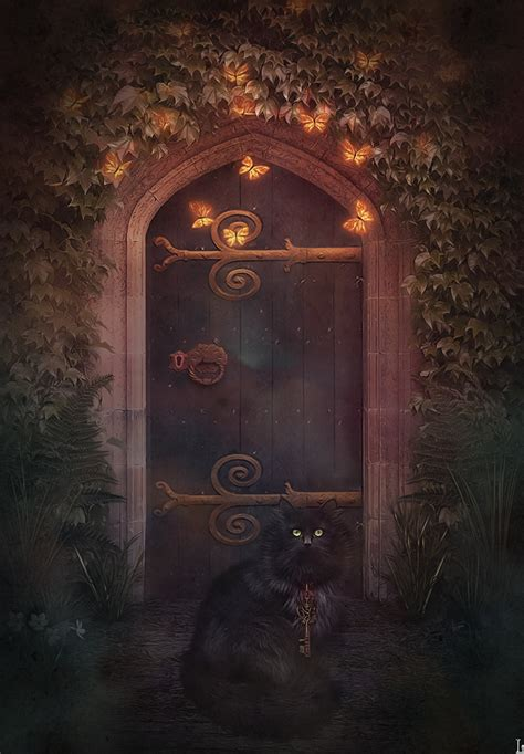the secret door the secret door by nikulina helena on deviantart
