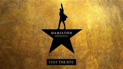 Hamilton Musical Wallpapers Desktop Broadway American Iphone