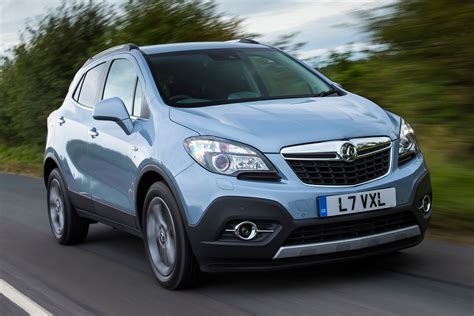 Vauxhall Mokka used car buying guide   Parkers