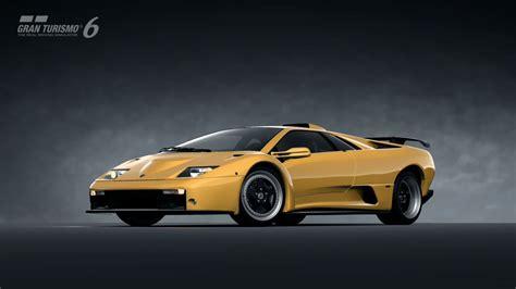 Lamborghini Diablo GT '00   Gran Turismo 6   kudosprime.com