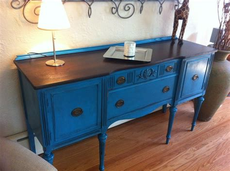 white buffet table with wood top sideboards extraordinary distressed buffet sideboard