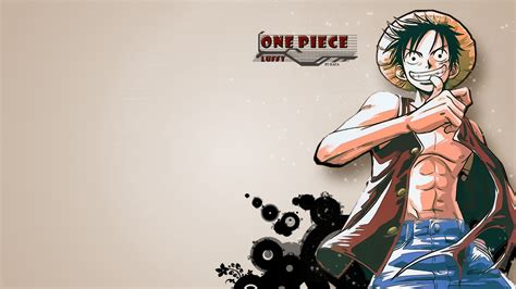 Luffy One Piece Wallpaper Hd