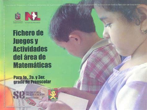 foto de Fichero de juegos y actividades matemáticas preescolar y